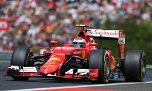 Raikkonen delighted to prolong Ferrari 'dream'