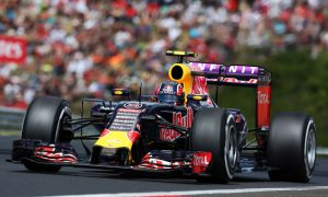 Podium capped recovery from tough start – Kvyat