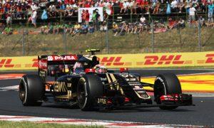 Maldonado bemoans lack of Lotus evolutions
