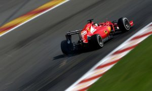 Vettel 'not entirely happy' with Friday showing