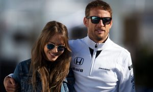Button and wife Jessica gassed and raided by thieves in St Tropez !