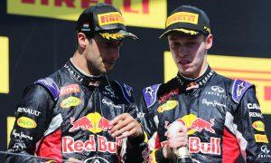 Red Bull pairing 'the best we've ever had' - Horner