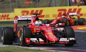 Ferrari potential huge - Vettel