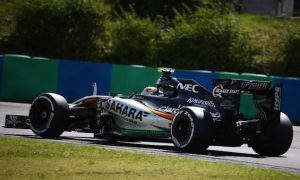 Force India sees B-spec progress amid Hungary woes