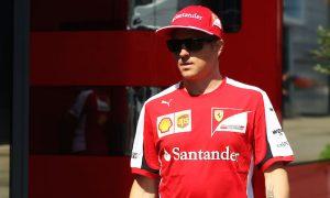 Raikkonen stays out of Vettel/Pirelli spat