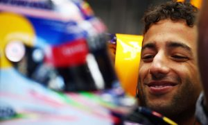 Ricciardo surprised by Red Bull standing