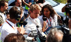Lowe has 'never seen' tyre failure like Rosberg's