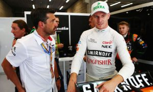 Force India urges Hulkenberg not to join Haas