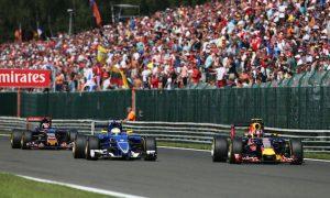 Kvyat praises Red Bull strategy for P4