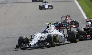 Williams tyre error 'very disappointing' - Bottas