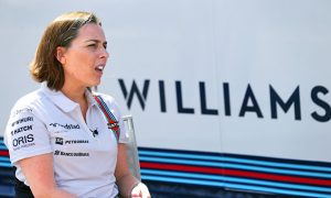 'We've got to improve', admits Claire Williams