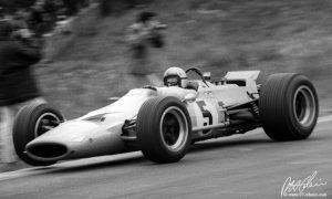 A McLaren milestone