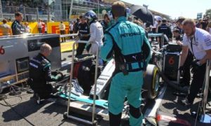 Rosberg to rely on latest-spec Monza engine for Singapore