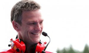 Allison extends contract with Ferrari