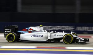 Bottas blames Williams struggles on supersofts