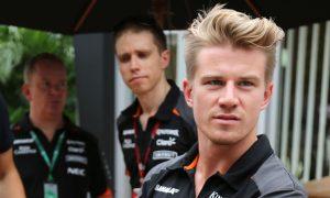 Hulkenberg: Damper failure among Monza issues