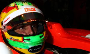 Merhi to drive for Manor in Russia and Abu Dhabi