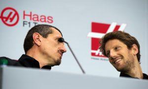 Grosjean the 'right guy' for Haas – Steiner