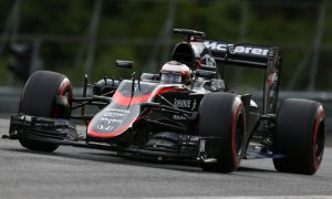 Vandoorne not deputising for injured Magnussen