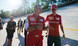 Arrivabene hails Vettel's 'great impact' on Ferrari