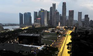 Air quality threat to Singapore GP weekend