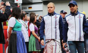Williams will keep getting stronger - Bottas