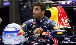 Let's go for canopy protection says Ricciardo