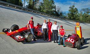Ferrari extends partnership with Shell