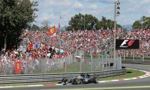 Hamilton cruises to dominant Monza victory