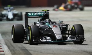 Fourth place no comfort for Rosberg