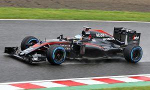 McLaren making reliability progress at Suzuka