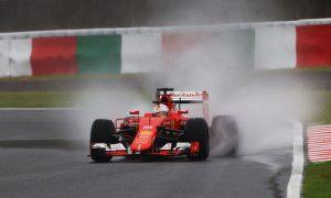 'A lot of potential' at Ferrari - Vettel