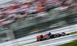 Verstappen demoted to 17th following penalty