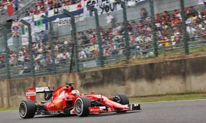Vettel finds Suzuka form just in time for Q3
