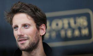 Grosjean revels in 'outstanding' qualifying performances