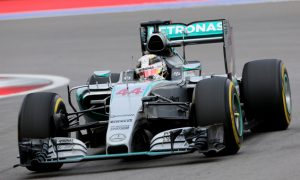 Hamilton on starting P2: 'There's still all to play for'
