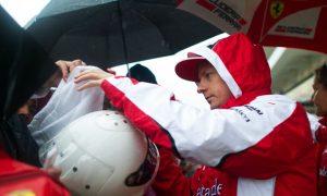 Raikkonen in favour of two-day F1 race weekends