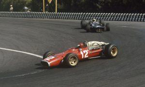Spending his entire 1-race career at Ferrari