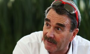 Mansell calls for bigger F1 grid