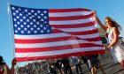 United States Grand Prix, flag