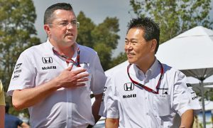 Honda focusing on fine-tuning for rest of 2015