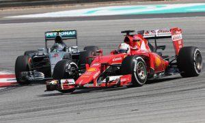 'I want to beat Nico' - Vettel