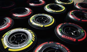 Vandoorne fastest in Pirelli tyre test