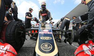 Lotus: Maldonado sponsors 'paid in advance'
