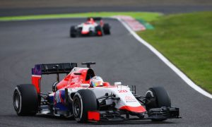 Manor switches to Mercedes for 2016
