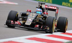 Palmer working on two scenarios at Lotus