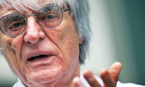 Ecclestone wants complete new start to F1 rules