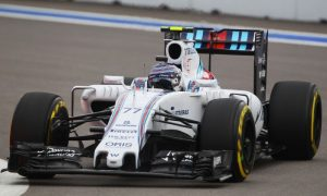 Bottas edges out Vettel, pleased with P3