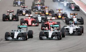 We are in show business - Ecclestone