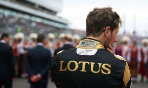 Lotus closing in on Grosjean's replacement
